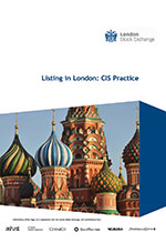 Guide to Listing on LSE for CIS companies